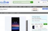 索尼Xperia1英国预售 售价约合人民币750...