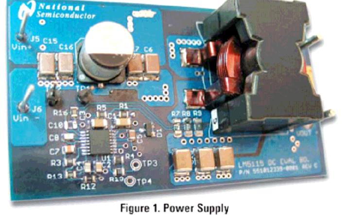 电源模块的设计分析详细资料说明