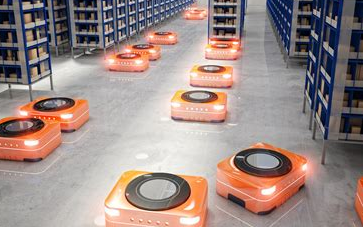 Tractica:2018年全球物流机器人销售额...