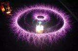如何使用特斯拉线圈自己DIY一个磁暴线圈