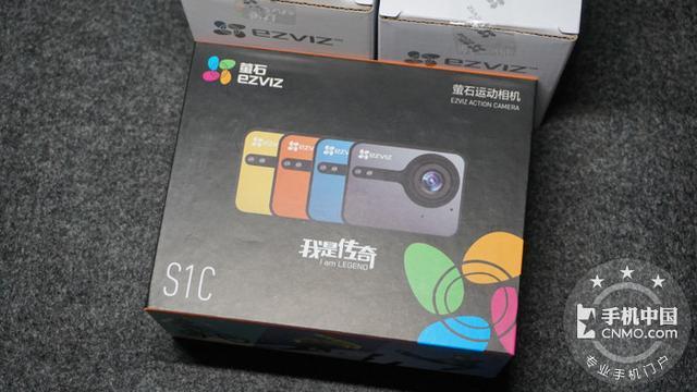 萤石运动相机S1C评测 自带行车记录仪功能可谓是物超所值了
