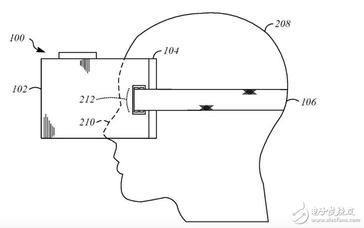 Apple新专利曝光 将用于头戴式显示器热调节