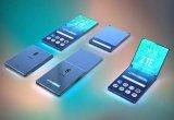 中兴申请了一项可垂直折叠的手机专利,类似于翻盖手机