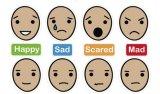 一種識別細微面部表情的方法,掃描臉部觀察是否有欺騙的跡象
