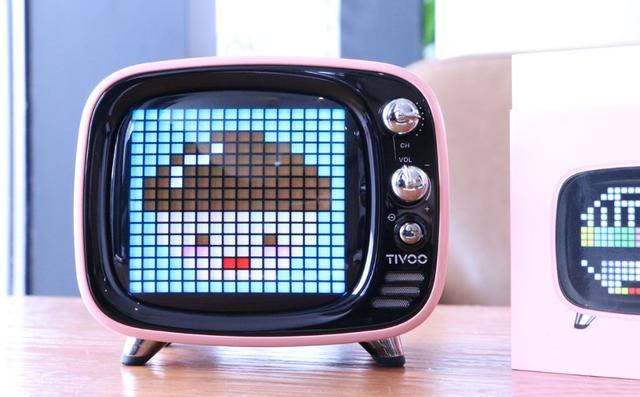 Tivoo像素音箱评测 音箱上也能玩出新花样