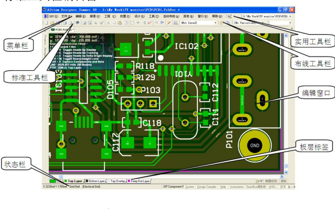 Altium Designer教程之PCB设计基础知识的详细资料说明
