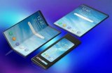 三星电子目前正在研发两款新的可折叠智能手机