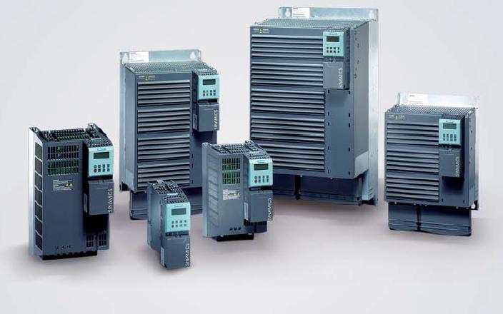 西門子變頻器G120系列操作手冊免費下載