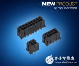 贸泽备货TE ELCON Micro电源连接器可...
