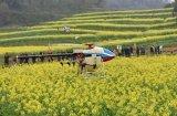 春耕到,无人机飞入田间地头