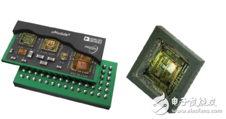 使用微型模块SIP中的集成无源器件