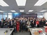 优傲机器人在深圳宝安壹方城举行了乔迁仪式庆典