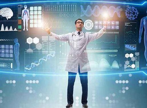 AI医疗才起步 AI在医疗领域作为帮手的角色会越来越重要