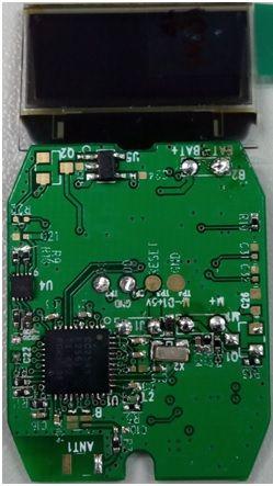 基于TI CC2541帶計步功能手表解決方案