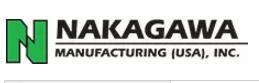 Nakagawa Manufacturing