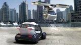"""法国推出""""飞行汽车"""",最高时速可达100km/h,再也不用担心堵车啦"""