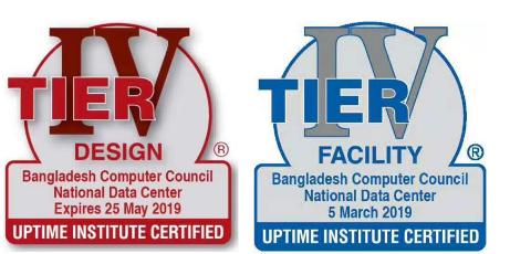 中兴通讯获得了首个Uptime Tier IV建造认证书
