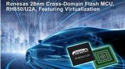 瑞萨推出内建嵌入式快闪MCU 加速汽车ECU整合