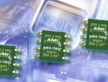 AMI为新萄京显示器和汽车应用推出了环境光线传感器...