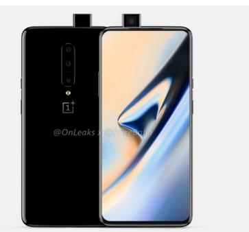 一加7手机曝光将采用类似vivo X27的升降式前置摄像头设计