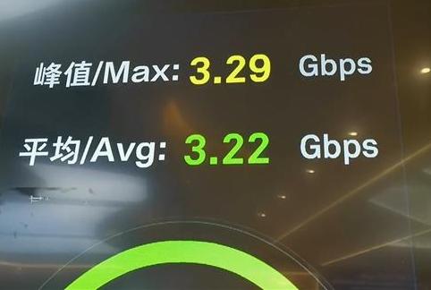 华为巴龙5000 5G基带下载速度已达业界平均水...