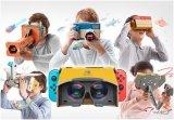 24年后任天堂的VR硬件,Switch 3000多万销量背后的生态
