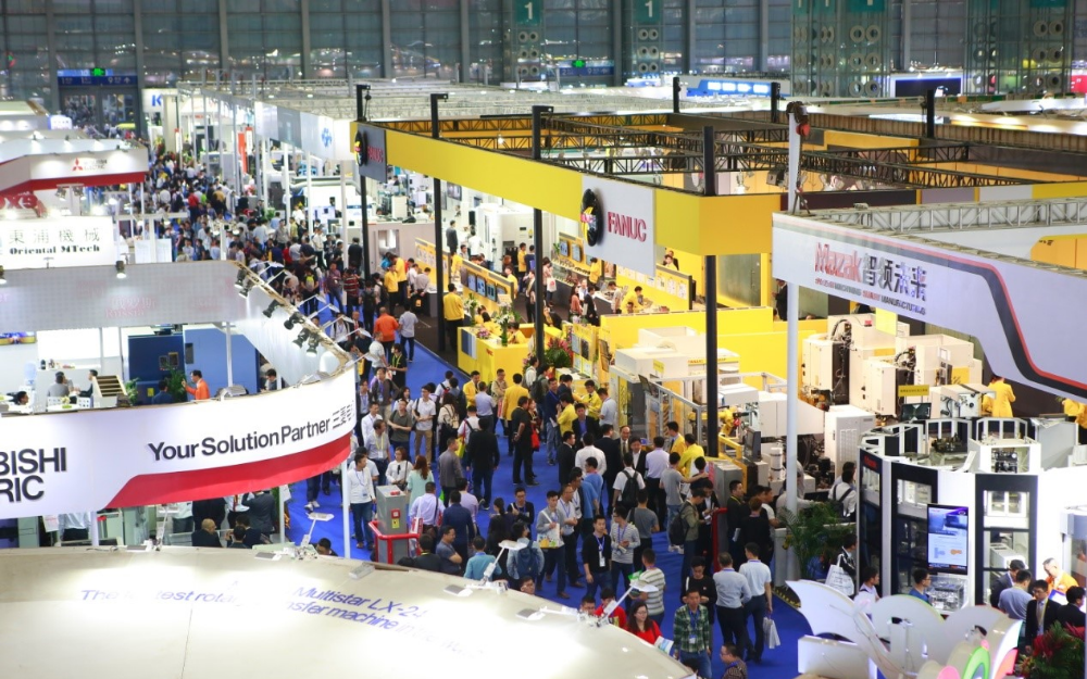 第二十届深圳国际机械制造工业展览会(SIMM2019)3月鹏城启幕