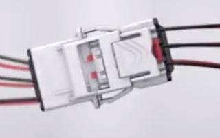 TE推出三重锁扣式电源连接器产品系列