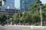"""广州智慧路灯试点项目正式投产,一杆多用点亮""""5G..."""