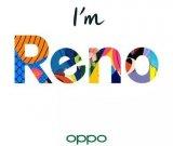 OPPO正式对外宣布推出全新产品系列Reno,4月10日正式发布