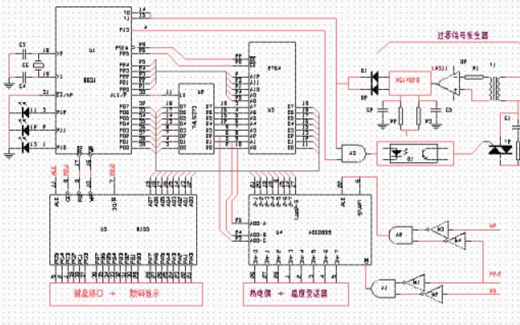 如何使用MCS-51单片机进行温度控制系统设计从硬软件方面介绍
