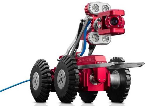 管道检测机器人助力管道检查 专治管道堵塞