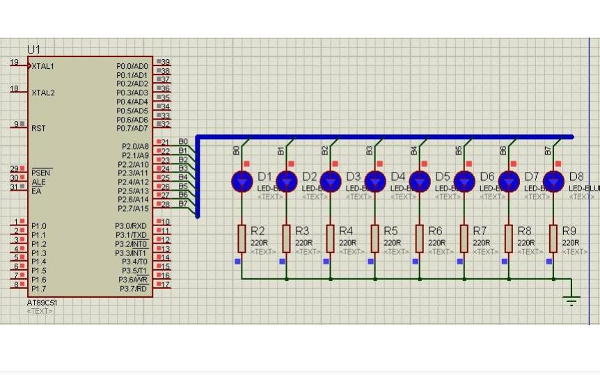 使用STM32开发板进行跑马灯实验的程序资料说明