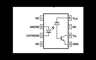 HCPL-4504系列光耦合器的数据手册免费下载