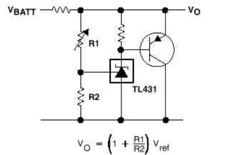 TL431可控精密稳压源与PC817光电耦合器的应用资料说明