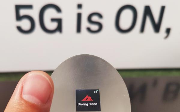 安立公司基于华为巴龙5000在业内率先完成5G射频一致性测试