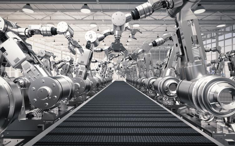 2018年机器人北美出货量创纪录 达35,000...