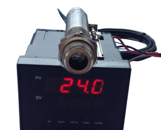 在线式红外线测温仪常见故障及其解决办法