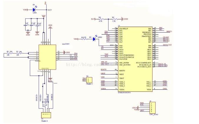 HC-RS04傳感器的使用程序資料免費下載