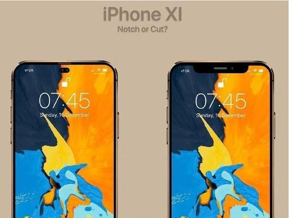 新款iPhone概念设计曝光采用了类似于华为Mate 20系列三摄像头设计