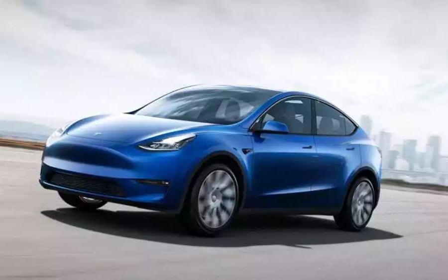 特斯拉中国官网公布Model Y预估价格:43.5万起