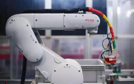 京东上线机器视觉智能批量入库系统—秒收,效率提升了10倍以上