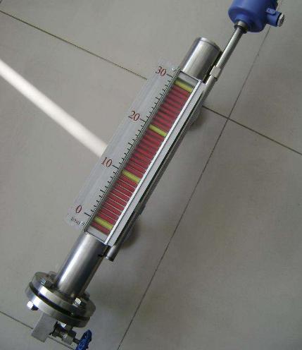 高精度磁翻板液位计的原理及使用注意事项