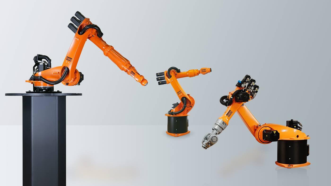 中国工业机器人力引国际合作 促进一带一路发展