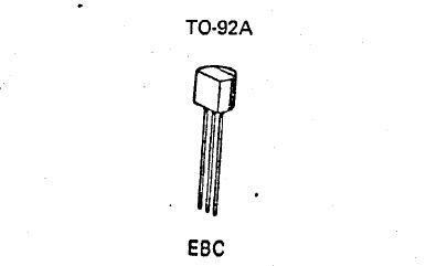 8050晶体管芯片的数据手册免费下载