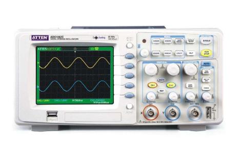 SS-78XX系列示波器操作手册免费下载