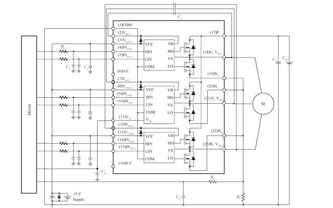 如何使用FSB50760SF进行永磁同步电机驱动器的设计与实现