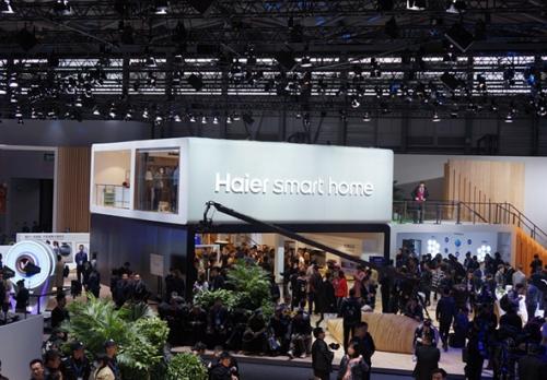 海尔用科技完善智慧家庭场景布局 打造生活方式品牌