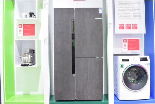 博世·维他鲜动力多门冰箱大师版亮相 将自然之美与科技融合