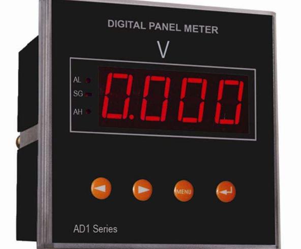 数显电力仪表的安装要点和使用要点